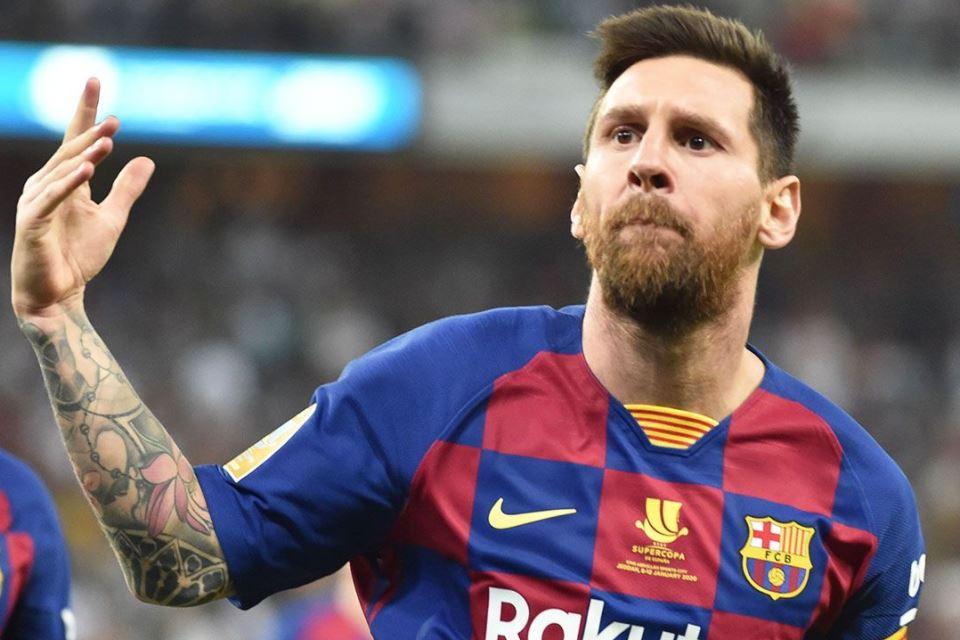 Bakal Sama-Sama Rugi, Barcelona Dan Messi Disarankan Damai Saja