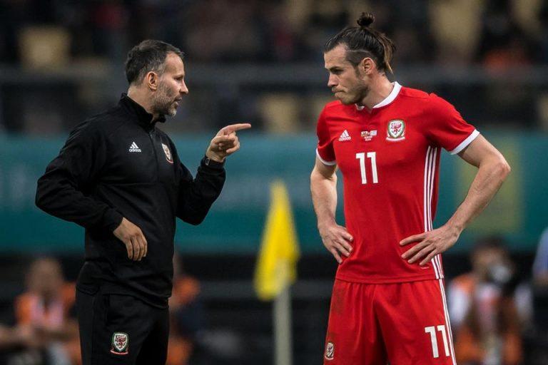 Banyak Masalah di Madrid. Ryan Giggs: Jangan Harap Bisa Main di Euro, Bale!