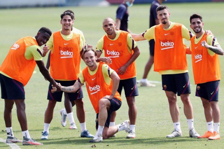 Andai Messi Pergi, Pemain Ini Akan Bajak Nomor Punggung 10 Barcelona