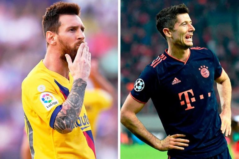 Antara Messi dan Lewandowski, Siapa Lebih Baik?