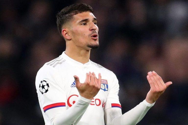 Houssem Aouar Merapat Ke Arsenal, Lyon Tuntaskan Transfer Lucas Paqueta