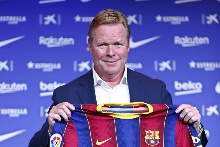 Bersama Koeman, Cara Kerja Total Football Bakal Kembali Di Barcelona
