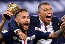Bertahan Di PSG, Neymar dan Mbappe Punya Kans Menangkan Banyak Trofi