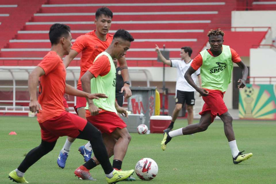 Ikut Tarkam, Bhayangkara FC Ingatkan Pemainnya Soal Resiko Terburuk