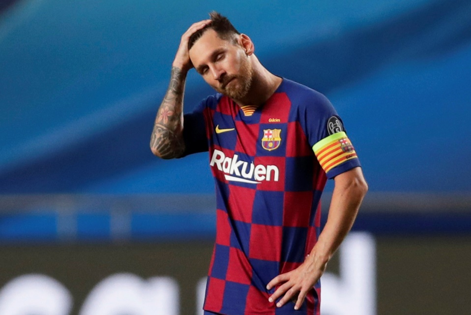 Bila Messi Pergi, Barcelona Disarankan Ganti Nama