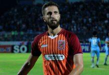 Borneo FC Pastikan Mantan Pemainnya, Jad Noureddine Baik-Baik Saja