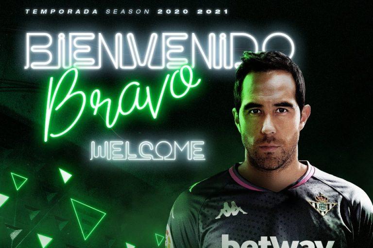 Kiper Nomor Satu Chile Gabung Klub Tradisional Spanyol