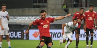 Bruno Fernandes 'New' Penalty vs Copenhagen