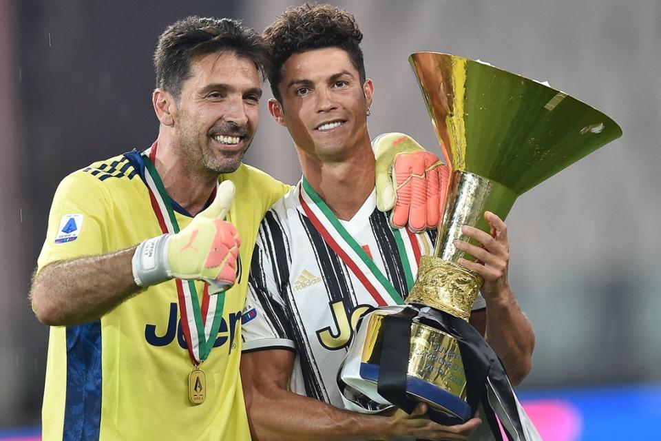 Buffon-Ronaldo