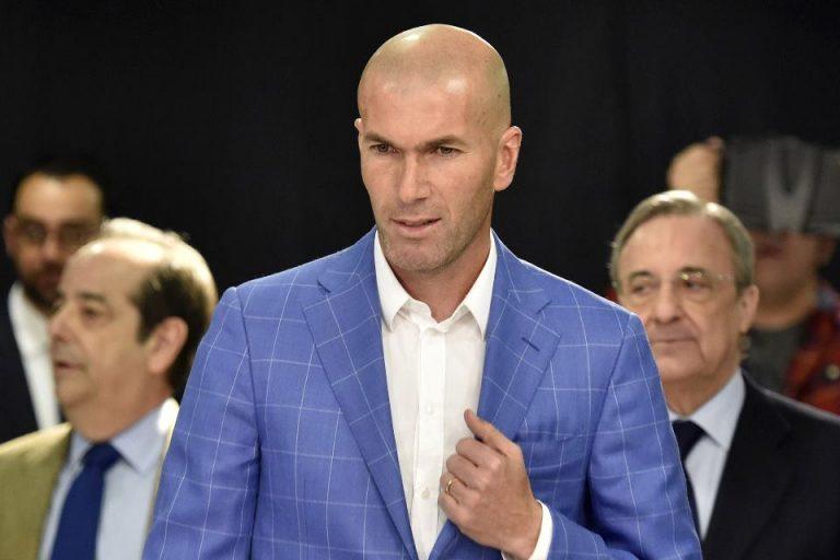 Zidane Berhasil Menjadi Pelatih Kedua di Madrid Yang Punya Kemenangan Terbanyak di La Liga