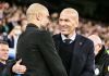 Catatan Head To Head Zidane vs Guardiola Sama Kuat