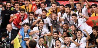 Catatan Sevilla Di Laga Final Europa Masih 100 Persen