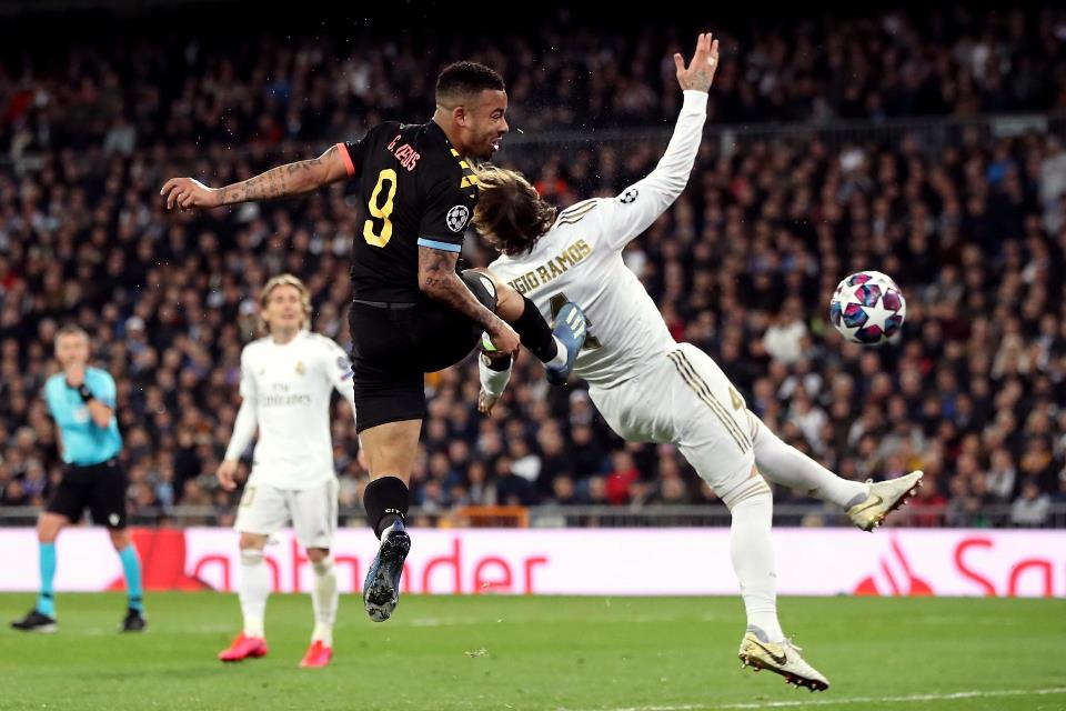 Catatan Wasit Man City vs Real Madrid Tidak Ada Yang Diuntungkan