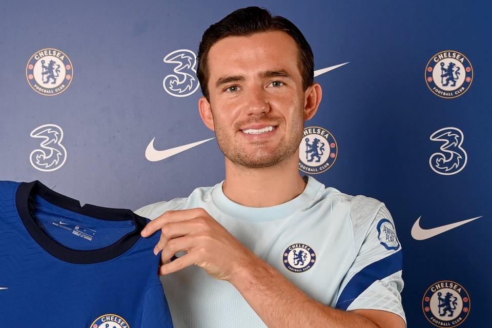 Chelsea Resmi Daratkan Ben Chilwell dari Leicester City