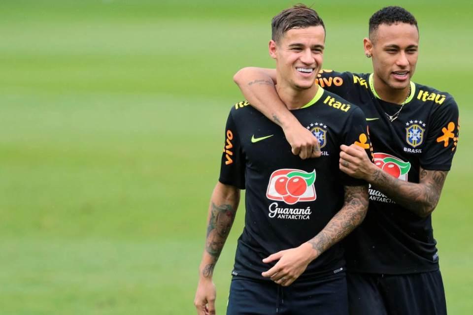 Bertemu PSG di Final, Coutinho Justru Sanjung Neymar