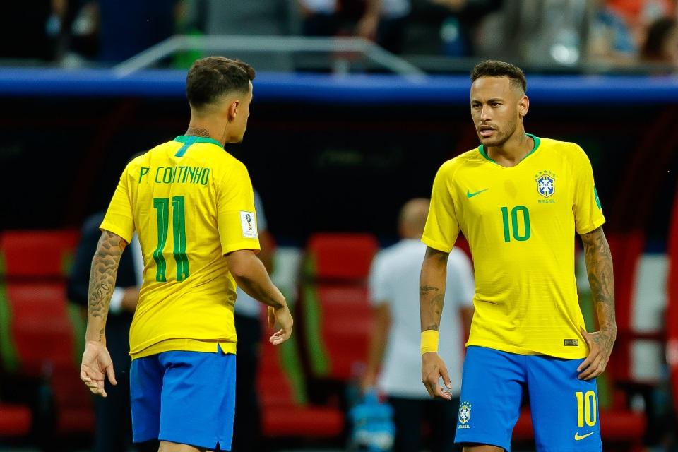 Coutinho Pilih Jaga Jarak Dengan Neymar Demi Trofi Liga Champions