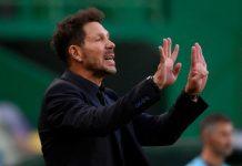 Diego Simeone Sebut Atletico Kalah Terhormat