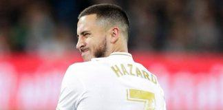 Disinggung Gol, Hazard Saya Lebih Suka Bikin Assist