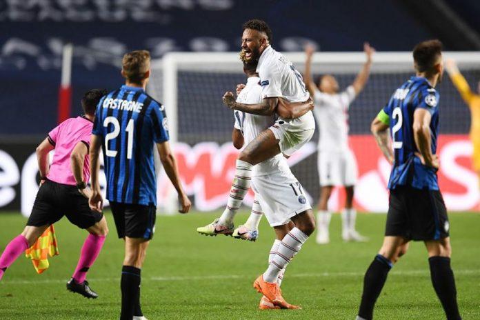 Ditumbangkan PSG Dalam Tempo Dua Menit, Atalanta Coba Lapang Dada