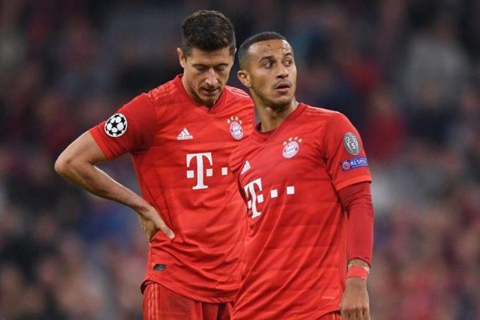 Lewandowski & Thiago