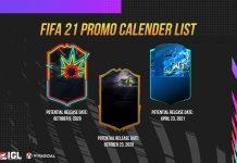 Catat, Inilah Jadwal Peluncuran Special Card di FIFA 21!