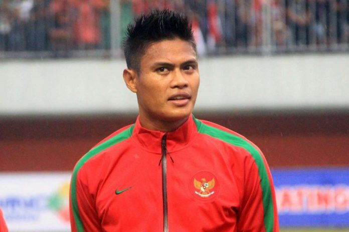 Fachrudin Aryanto Timnas INdonesia