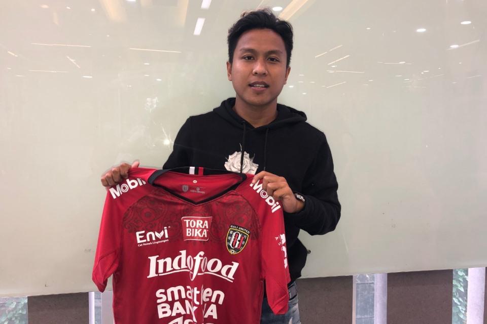 Fahmi Al Ayyubi Buka Suara Terkait Latihan Bersama Punggawa Bali United