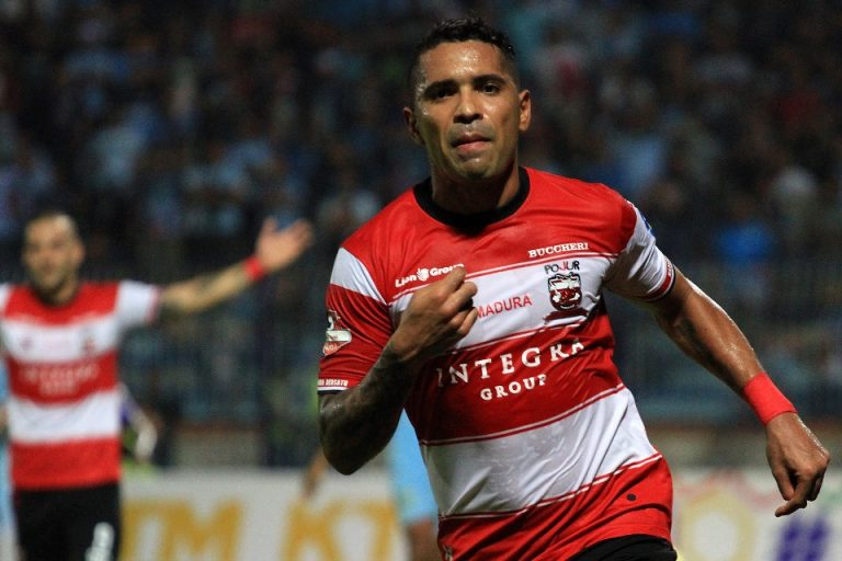 Pulang Ke Indonesia, Beto Goncalves Langsung Ganti Seragam Sriwijaya FC?