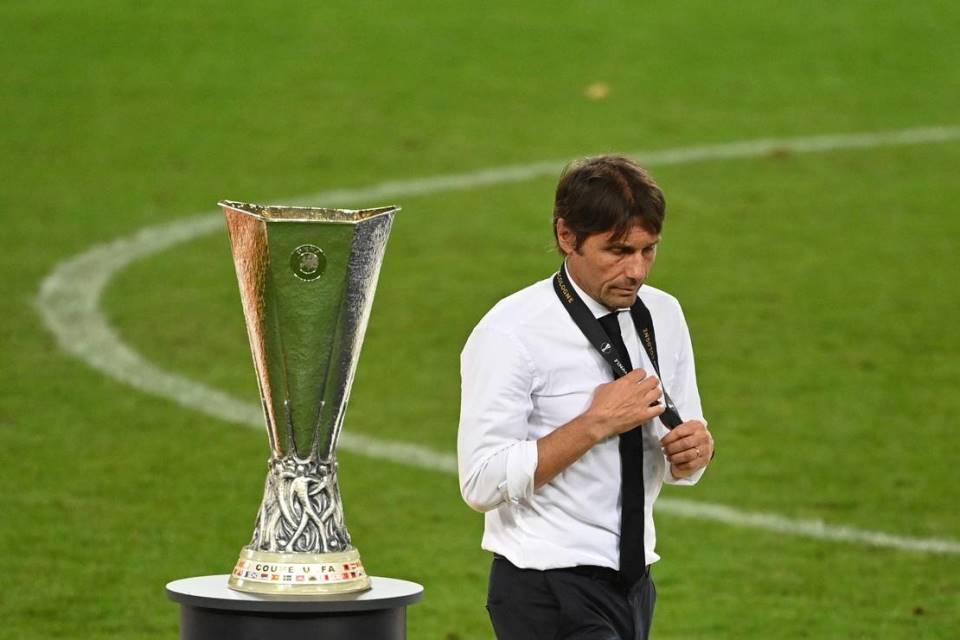 Gagal Juara Liga Europa, Conte Indikasikan Kepergiannya dari Inter