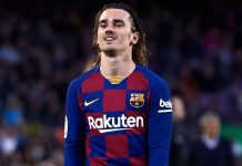 Griezmann Pede Barcelona Melaju Mulus Hingga Final UCL