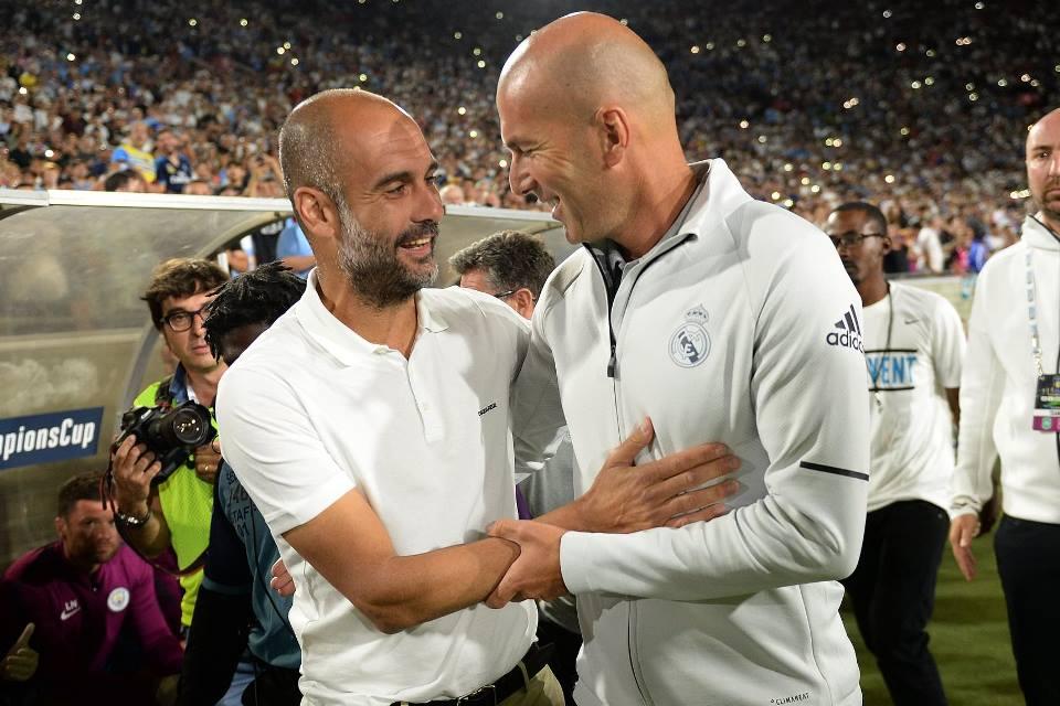 Guardiola Sebagai Pemain dan Pelatih, Zidane Sangat Bagus