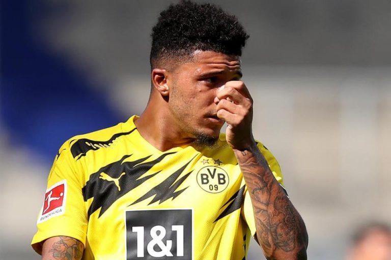Terungkap! Sosok Ini Penyebab Mandeknya Transfer Sancho ke Man United