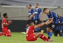 Inter Milan Vs Bayer Leverkusen