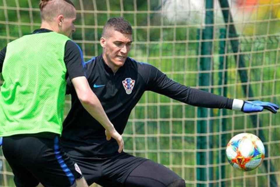 Kiper Kroasia Masuk Bidikan Tim Promosi Inggris