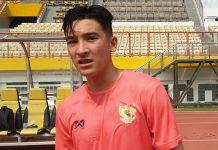 Jack Brown Siap Maksimalkan Kesempatan Kedua Di Timnas U-19