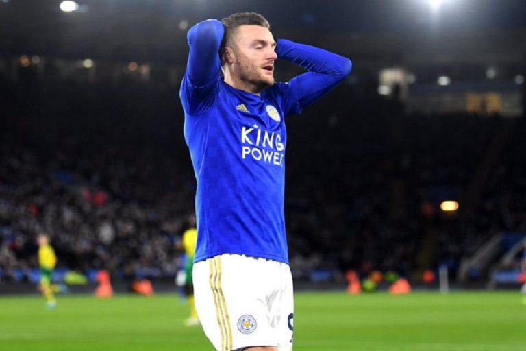 Vardy Sepakat Tambah Masa Bakti di Leicester City, Berapa Lama?