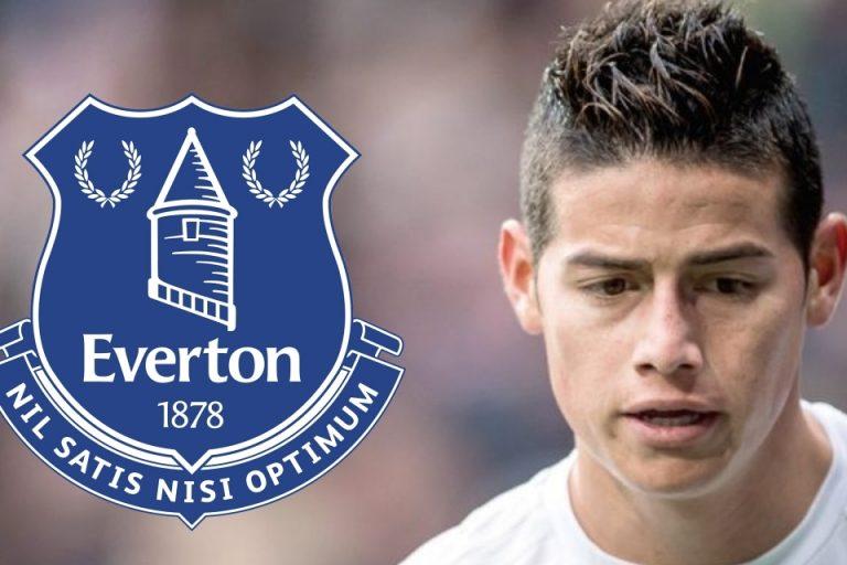 Terungkap! Ini Alasan Utama James Rodriguez Memilih Everton