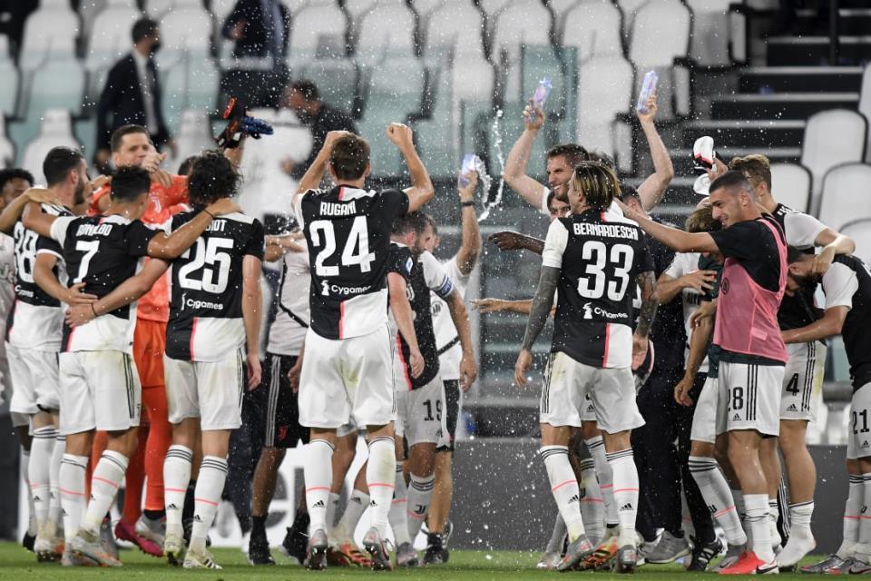 Juventus Dominasi Pemain dengan Gaji Tertinggi di Serie A