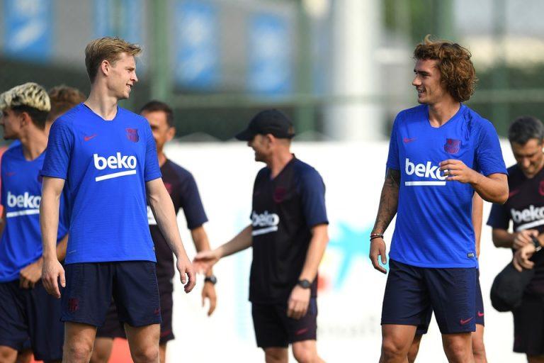 Di Era Koeman, Barcelona Bergantung Kepada Frenkie De Jong, Bukan Messi