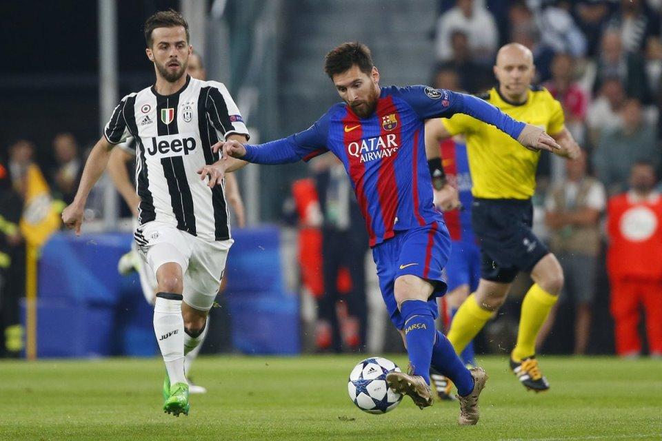 Lakukan Operasi Gerilya Tuk Messi, Juventus Siap Tanggung Beban Gaji