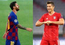 Lewandowski Memang Hebat, Tapi Dia Belum Selevel Messi