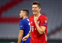 Lewandowski Resmi Menyandang Pemain Terbaik di Jerman 2020