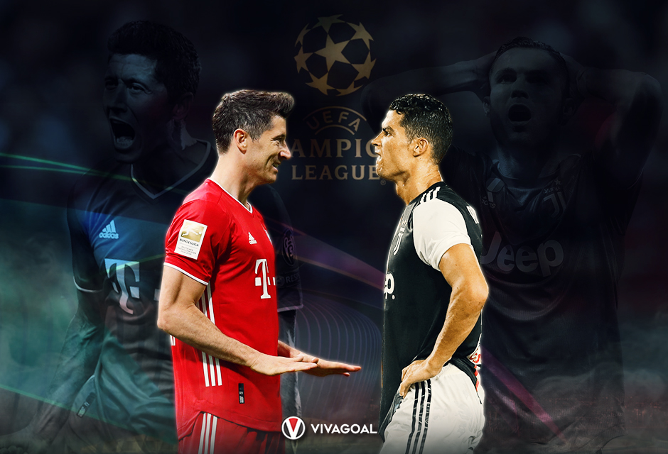 Lewandowski vs Ronaldo