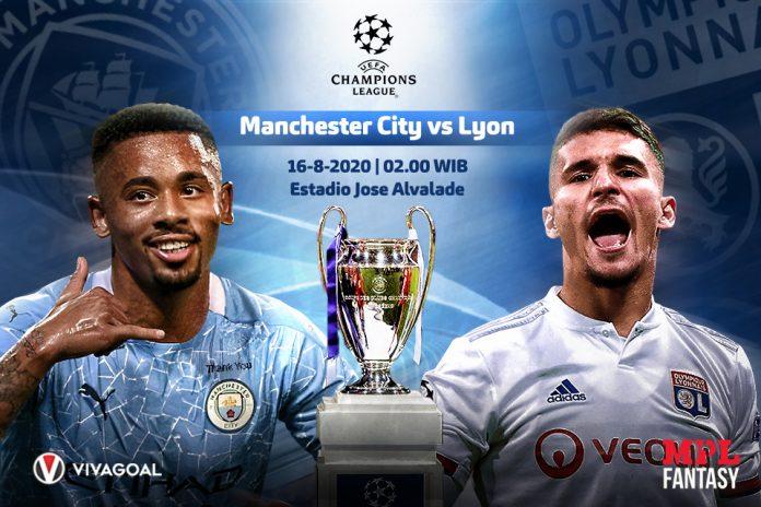 Prediksi City Vs Lyon