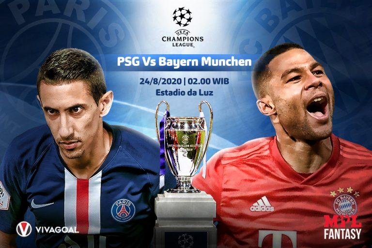 Bayern Munchen Vs PSG: Prediksi, H2H dan Rekomendasi Tim ...