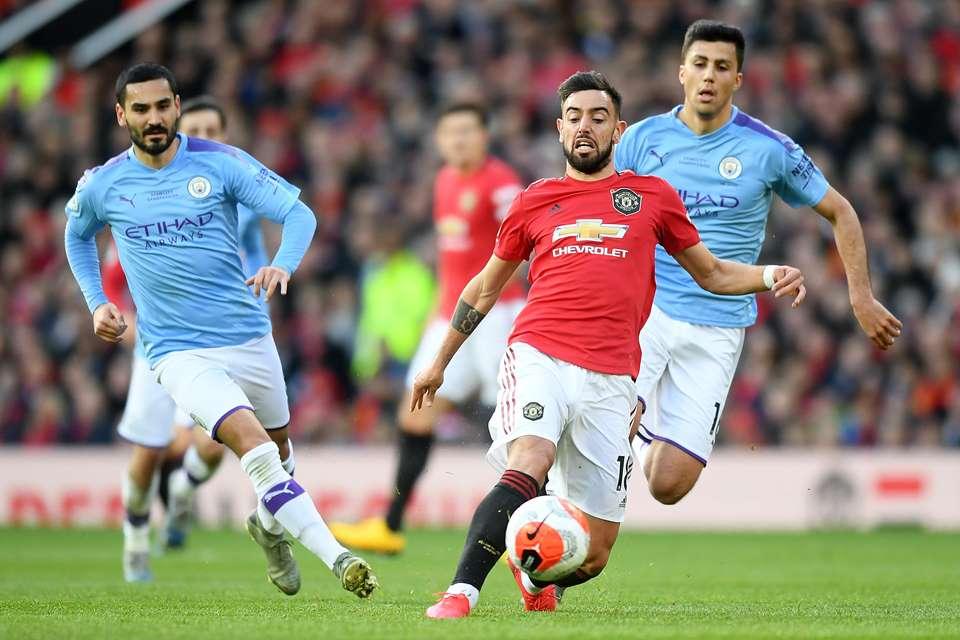 Duo Manchester Dipastikan Absen di Pekan Pembuka Premier League 2020/21