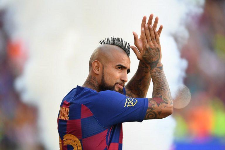 Meski Akan Dijual, Vidal Enggan Khianati Barcelona