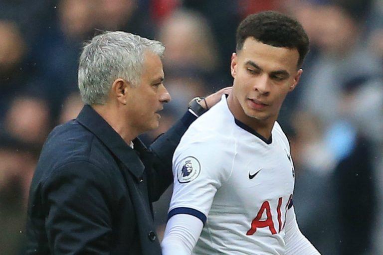 Mourinho; Saya Abaikan Saran Fergie Boyong Dele Alli ke MU