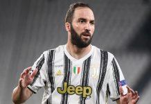 Musim Berakhir, Higuain Segera Tinggalkan Turin