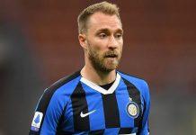 Musim Perdana Bersama Inter Milan, Eriksen Dinilai Kehilangan Kepercayaan Diri